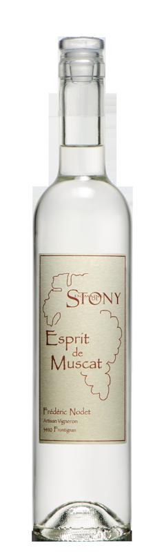ESPRIT DE MUSCATEau de vie de vin de Muscat