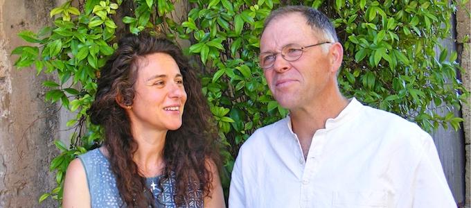 Lydie & Frédéric Nodet, propriétaires et vignerons du domaine Stony