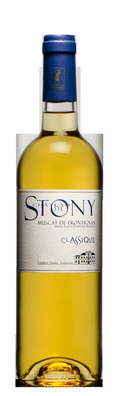Classique, vin doux bio à base de muscat petits grains