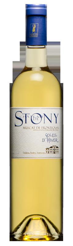 Soleil d'Hiver est le haut de gamme des muscats du château de Stony